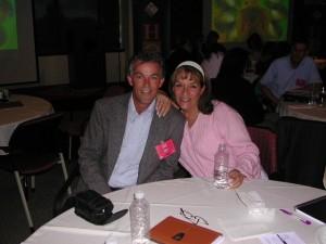 Bryan and Deb in Salt Lake City